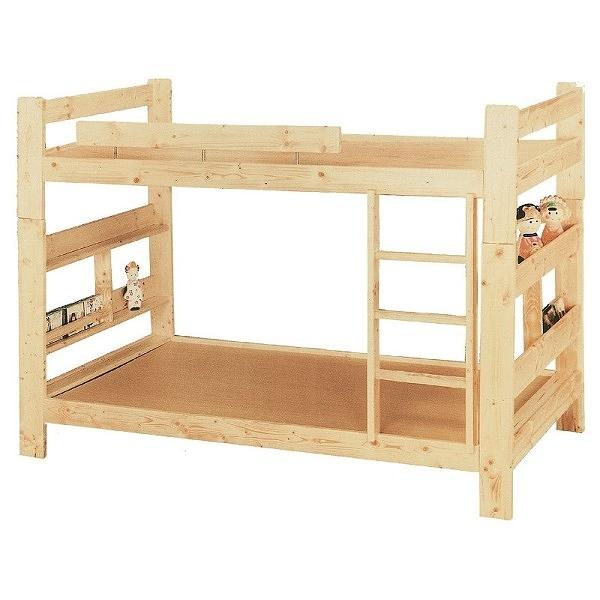 雙層床 PK-189-1 松木3.5尺雙層床 (不含床墊) 【大眾家居舘】