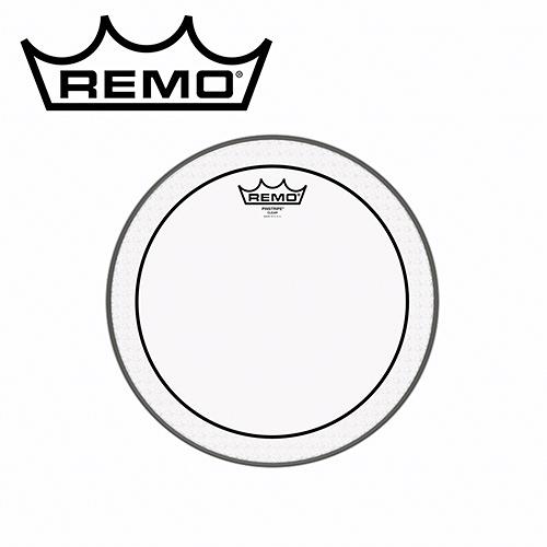 【敦煌樂器】REMO PS-0312-00 12吋雙層透明油面鼓皮