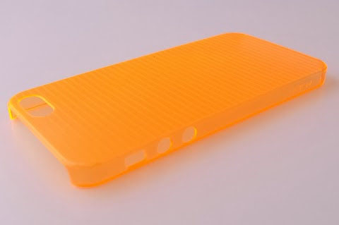 ROCK Apple iPhone 5/iPhone 5S/iPhone SE 透明手機保護殼 紋系列超薄殼