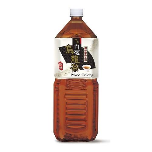 悅氏白毫烏龍茶2000ml【愛買】