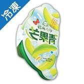 杜老爺台灣芒果青脆冰750G/盒【愛買冷凍】