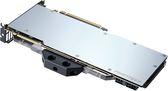 Phanteks 追風者 PH-GB2080TiFEBP_CR01 Nvidia GPU Block(顯示卡)背板-銀色