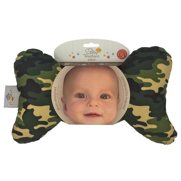 Baby Elephant Ears 軍綠迷彩 Camo Ear