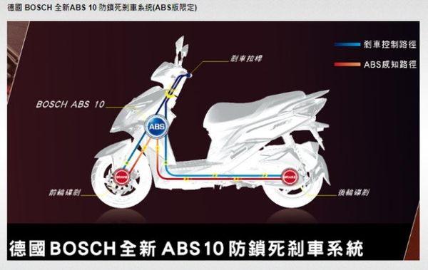 2019年 SYM 三陽機車 JET S 125 雙碟煞 ABS 全時點燈 六期噴射