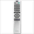 銀色【SAMPO 聲寶/ SHARP夏普】  RC-271SCA 液晶電視遙控器