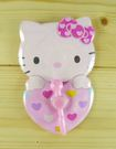 【震撼精品百貨】Hello Kitty 凱蒂貓~吸盤掛勾-臉造型【共1款】