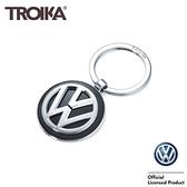 耀您館★德國TROIKA Volkswagen鑰匙圈KR16-05-VW福斯鑰匙圈聯名鑰匙圈經典鑰匙圈德國福斯logo鑰匙圈吊