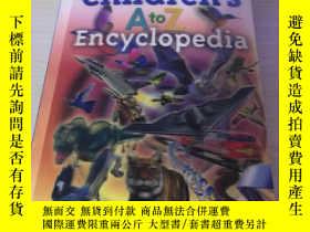 二手書博民逛書店Children s罕見A To Z EncyclopediaY