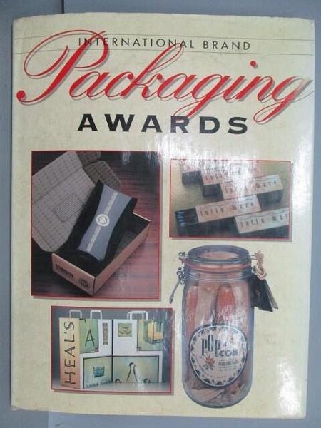 【書寶二手書T2/設計_EK8】Packaging Awards