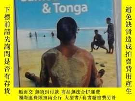 二手書博民逛書店英文原版罕見Lonely Planet Samoan Islan
