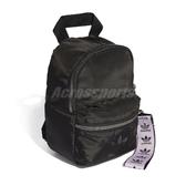 adidas 後背包 Mini Backpack 黑 紫 男女款 迷你背包 運動休閒 【PUMP306】 FL9616