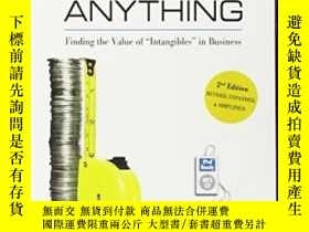 二手書博民逛書店How罕見To Measure AnythingY256260 Douglas W. Hubbard Tant