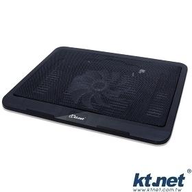 【鼎立資訊】KTNET S608 超薄 全網孔 筆記型 散熱座 (廣)