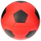 PU安全足球 6吋 PU發泡球/一袋10個入(促180) 直徑約15cm 幼教體能專用球 台灣製-群