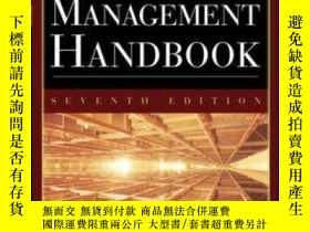 二手書博民逛書店The罕見Supply Mangement Handbook 7