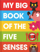 MY BIG BOOK OF FIVE SENSES /精裝
