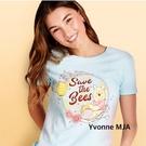 *Yvonne MJA*美國迪士尼預購區限定正品 小熊維尼``保護我的蜂蜜''女款T卹