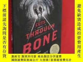 二手書博民逛書店Cuts罕見Through Bone (硬精裝) 【詳見圖】Y5