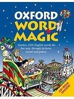 二手書博民逛書店 《Oxford Word Magic》 R2Y ISBN:019431667X│Collectif