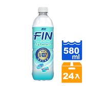 黑松FIN乳酸菌補給飲料(乳酸風味)580ml(24入)/箱 【康鄰超市】