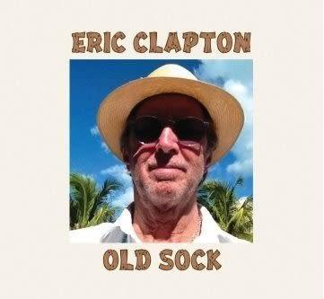 艾力克萊普頓 自選集附新歌 CD Eric Clapton Old Sock  (購潮8)