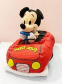 【震撼精品百貨】Micky Mouse_米奇/米妮 ~迪士尼造型汽車面紙套-米奇#00569