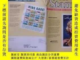 二手書博民逛書店stamps罕見etc 郵票等 e12-1Y225395