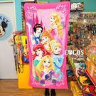 正版授權 迪士尼浴巾 迪士尼公主 美人魚...