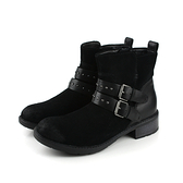 Clarks Swansea Grove 短靴 黑色 女鞋 no728