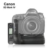 ◎相機專家◎ Meike 美科 MK-5D4PRO 贈送遙控器 Mark IV 電池手把 同BG-E20 公司貨