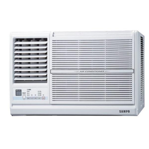 (含標準安裝)聲寶左吹定頻窗型冷氣AW-PC22L