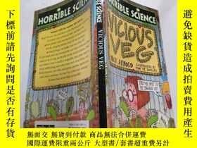 二手書博民逛書店vicious罕見veg : 惡毒蔬菜Y200392