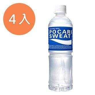 寶礦力水得電解質補給飲料580ml(4入)/組【康鄰超市】