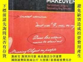 二手書博民逛書店Extreme罕見Resume Makeover: The Ul