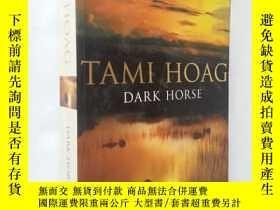 二手書博民逛書店TAMI罕見HOAG DARK HORSE(塔米的HOAG黑馬)