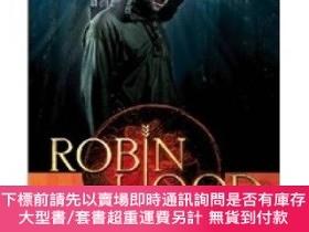 二手書博民逛書店ELT罕見Readers: Robin Hood: The Silver Arrow(Book+CD)[羅賓漢:銀