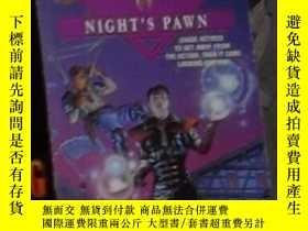 二手書博民逛書店英文原版罕見Shadowrun 10: Night s Pawn
