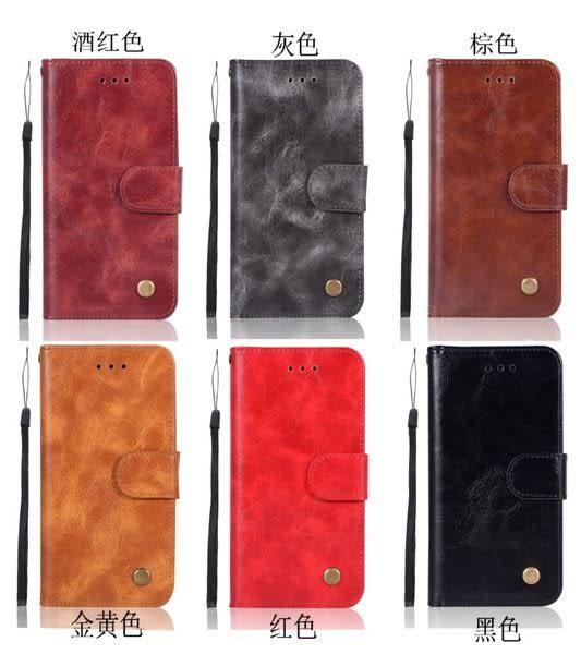 【SZ61】高檔複古紋 插卡 翻蓋皮套 手機殼 華碩Zenfone Max Pro M2 ZB631KL手機皮套