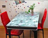 防水防燙不透PVC軟塑料彩色桌布防油免洗餐桌布防滑茶幾桌墊HRYC【紅人衣櫥】