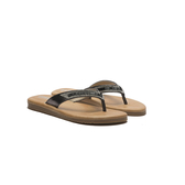 ORWARE-夏日金屬風人字拖鞋651022-45銀