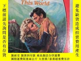 二手書博民逛書店Out罕見of this world 英文原版口袋書Y10981