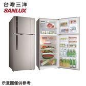 【SANLUX 三洋】580公升變頻雙門冰箱SR-C580BV1-電電購.