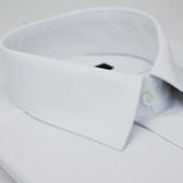 【金‧安德森】白色長袖吸排襯衫
