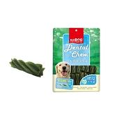 寵物家族-K.C.DOG 螺旋潔牙骨 葉綠素+雞肉 (短) G62-3