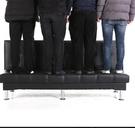 沙發 沙發床兩用可折疊多功能小戶型臥室客廳布藝懶人沙發簡易客廳臥室【快速出貨八折下殺】