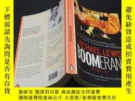 二手書博民逛書店Boomerang:罕見The Biggest BustY20092 Michael Lewis Pengui
