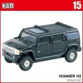 《TOMICA火柴盒小汽車》TM015 悍馬車 H2  ╭★ JOYBUS玩具百貨