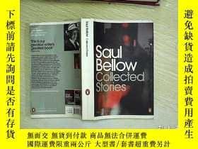 二手書博民逛書店SAUL罕見BELLOW COLLECTED STORIESY2