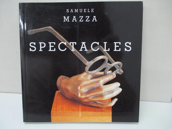【書寶二手書T6/設計_BLV】Spectacles_MAZZA, SAMUELE