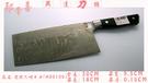 郭常喜與興達刀鋪-龍紋六吋手工片刀-積層鋼鍛柄(A00100) 片刀輕盈好握好切